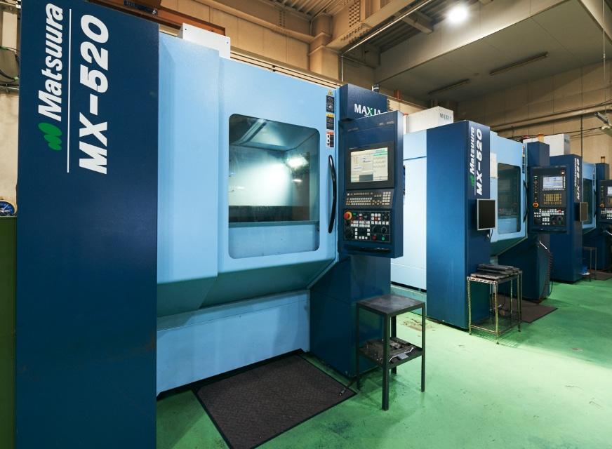 MX-520 (松浦機械)